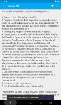 Constitución de Colombia screenshot 15