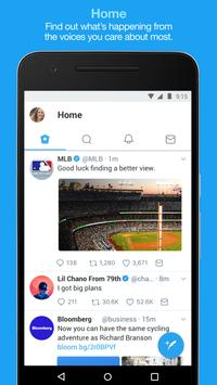 Apps android Twitter apk the latest