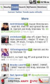 Twitub screenshot 1