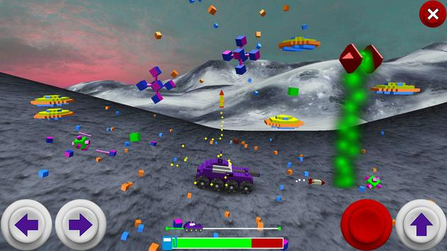 Alien Panic! screenshot 1