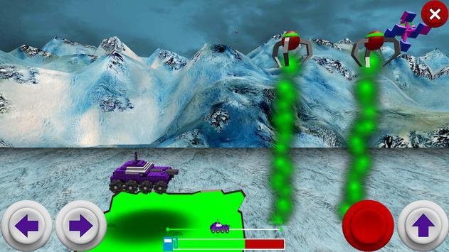 Alien Panic! screenshot 2