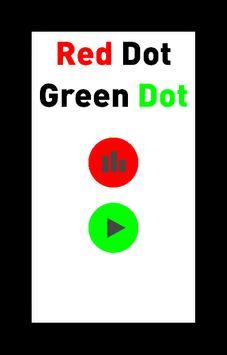 Red Dot Green Dot poster