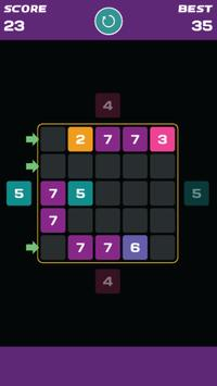 Three Sevens - the match three of 7 screenshot 1
