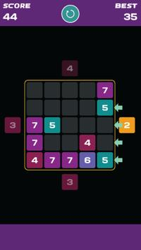 Three Sevens - the match three of 7 screenshot 2