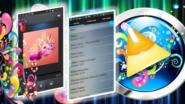 Player mobile device screenshot 2