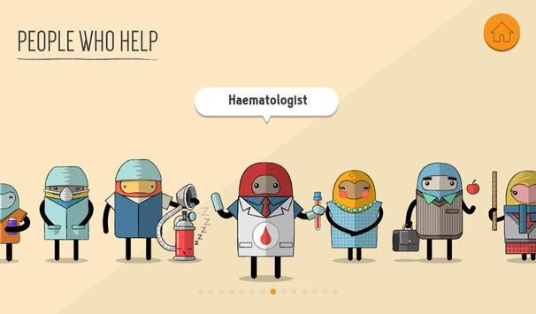 Kids' Guide to Cancer apk screenshot