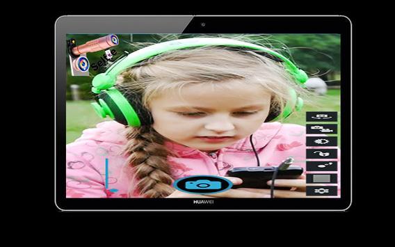 Zoom Lens HD Camera screenshot 11
