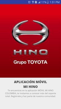 HINO poster