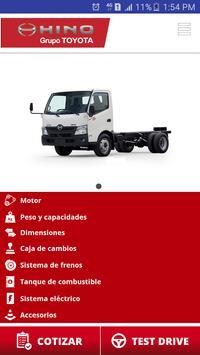 HINO Colombia apk screenshot