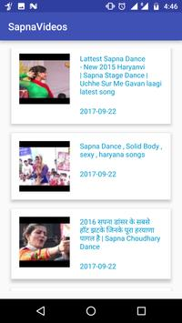 Sapna videos screenshot 2