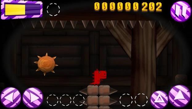 Dino starving helloween screenshot 5