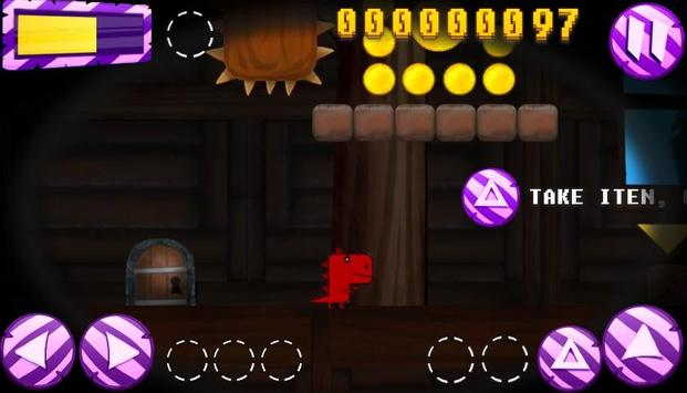 Dino starving helloween screenshot 8