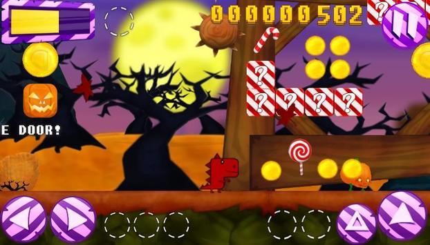 Dino starving helloween screenshot 13