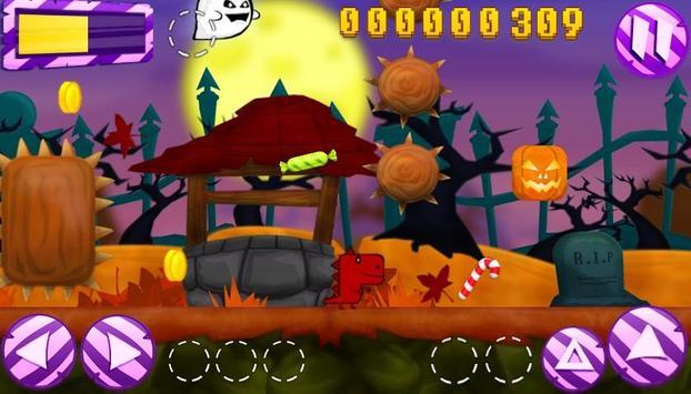 Dino starving helloween screenshot 14