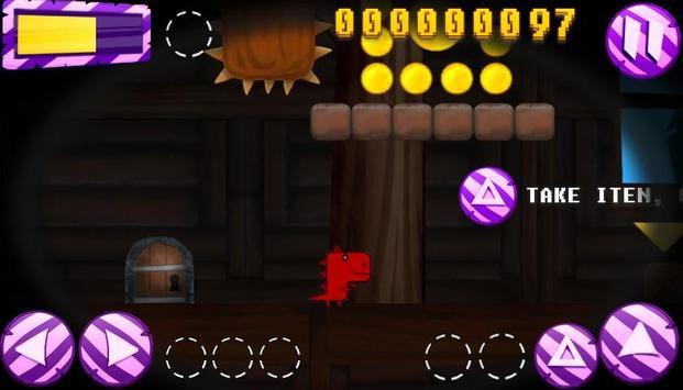 Dino starving helloween screenshot 15