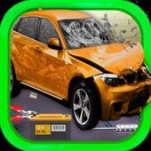 Crush My Car - Auto Makeover icon