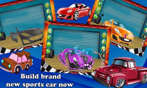 Crush My Car - Auto Makeover apk screenshot