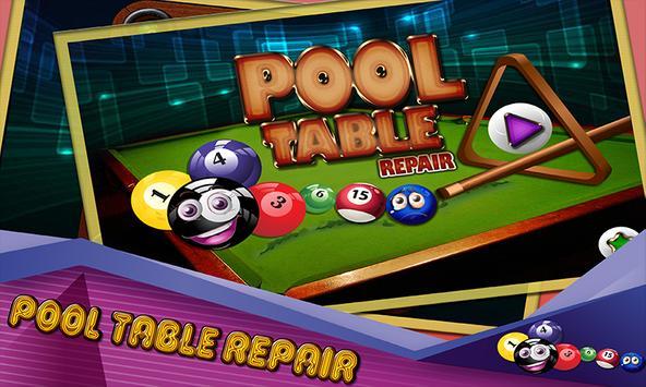 Pool Table Repair - Supplier screenshot 3