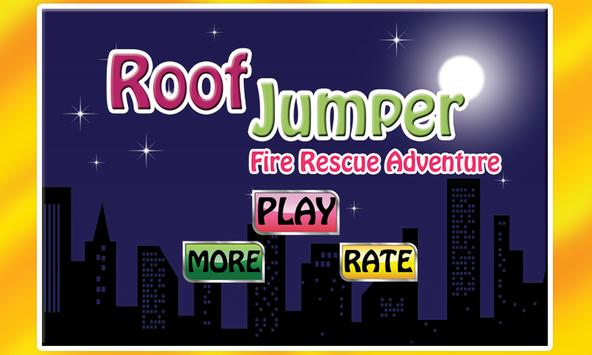 Roof Jumper Fire Rescue screenshot 3