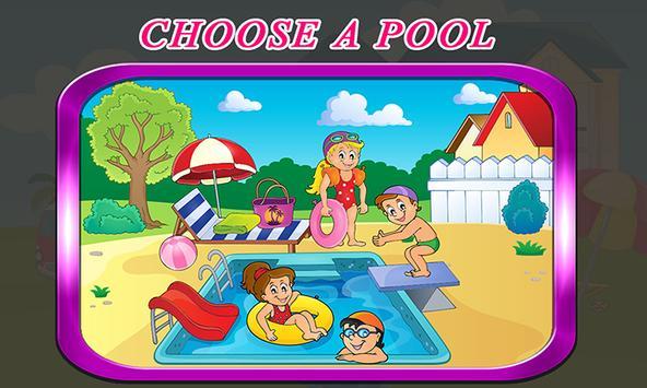 Swimming Pool Repair poster