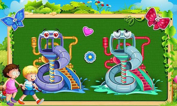 Water Slide Repair Game screenshot 4