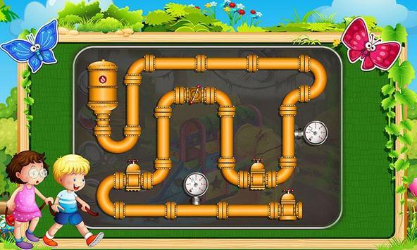 Water Slide Repair Game screenshot 12