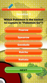 Poke Test: Pokemon Quiz screenshot 2