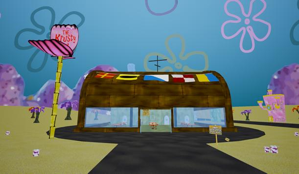Bikini-Bottom in 3D (Sponge Bob) screenshot 3