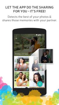 2gether - Endless sharing for couples apk screenshot