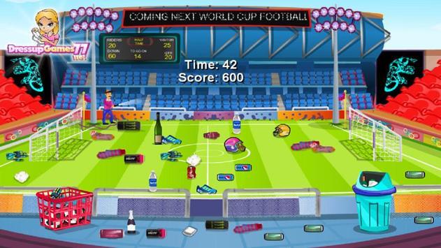 Football Stadium Cleanup screenshot 4