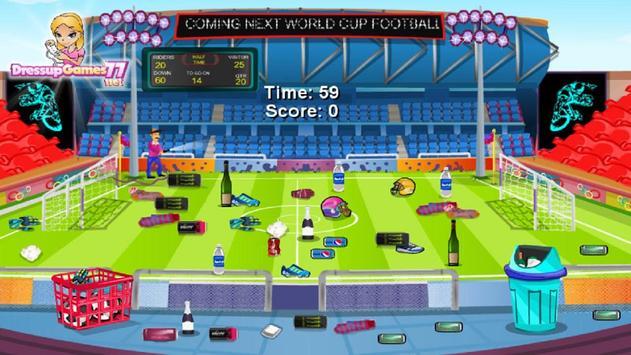 Football Stadium Cleanup screenshot 5