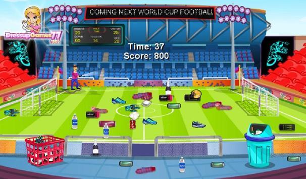 Football Stadium Cleanup screenshot 6