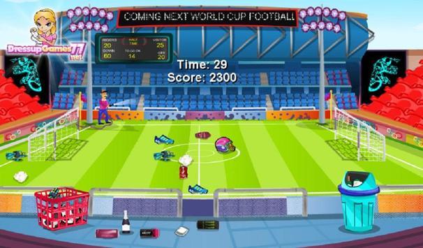 Football Stadium Cleanup screenshot 7