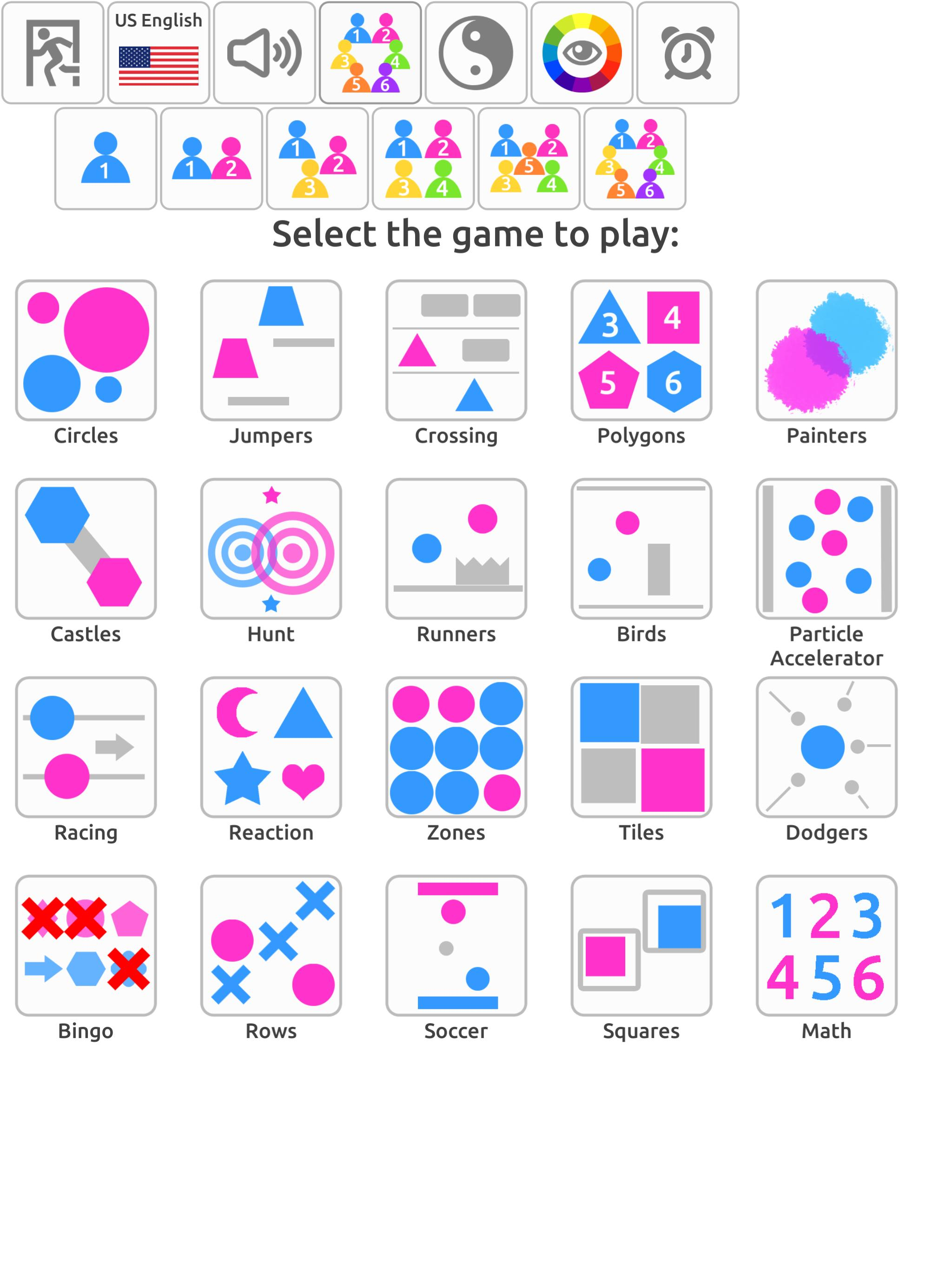 a 2 player games for free