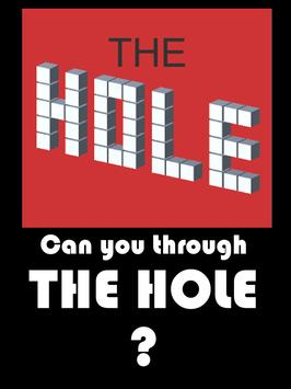 The Hole : Speed brick puzzle poster