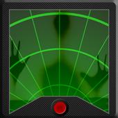 TRS Ghost Finder - Radar icon