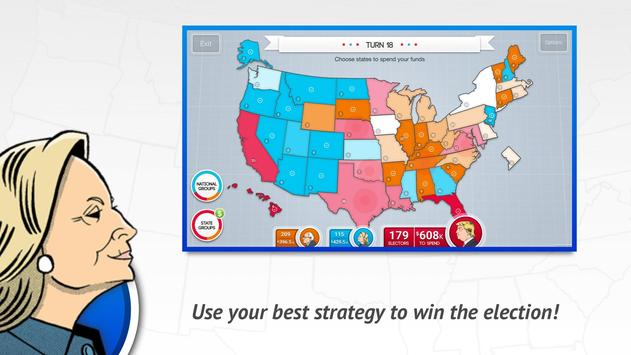 270 | Two Seventy US Election apk screenshot