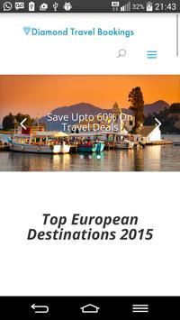 Diamond Travel Bookings poster