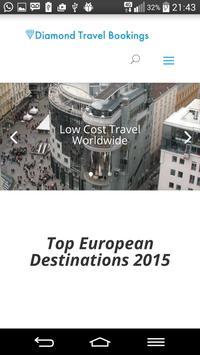 Diamond Travel Bookings apk screenshot