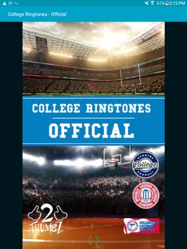 COLLEGE FIGHT SONG RINGTONES – OFFICIAL screenshot 11