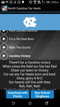 COLLEGE FIGHT SONG RINGTONES – OFFICIAL screenshot 2