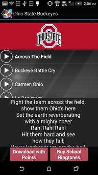 COLLEGE FIGHT SONG RINGTONES – OFFICIAL screenshot 3