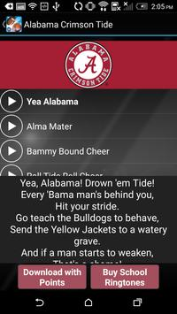 COLLEGE FIGHT SONG RINGTONES – OFFICIAL screenshot 4
