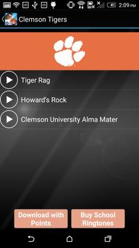 COLLEGE FIGHT SONG RINGTONES – OFFICIAL screenshot 5