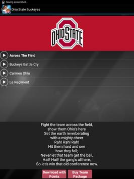 COLLEGE FIGHT SONG RINGTONES – OFFICIAL screenshot 9