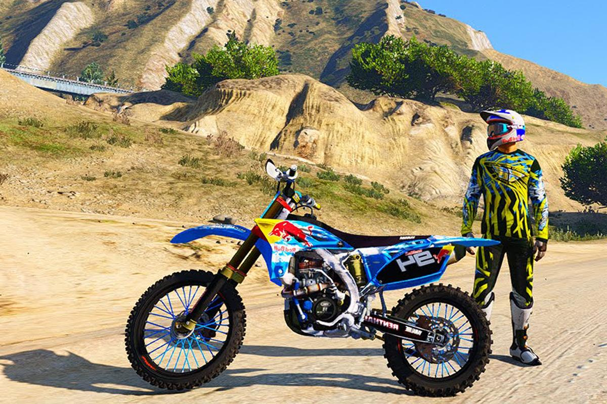 download motocross trial extreme for android