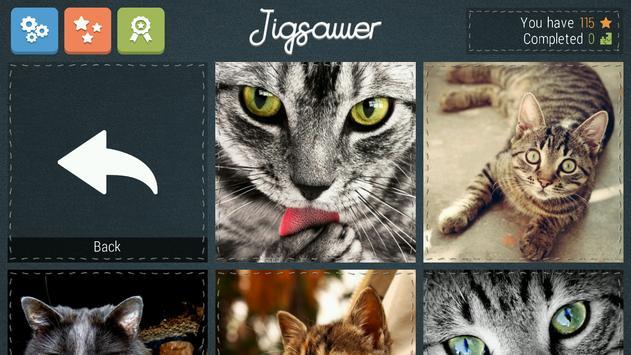 Jigsawer poster