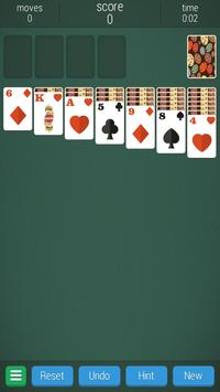 Tap Solitaire poster