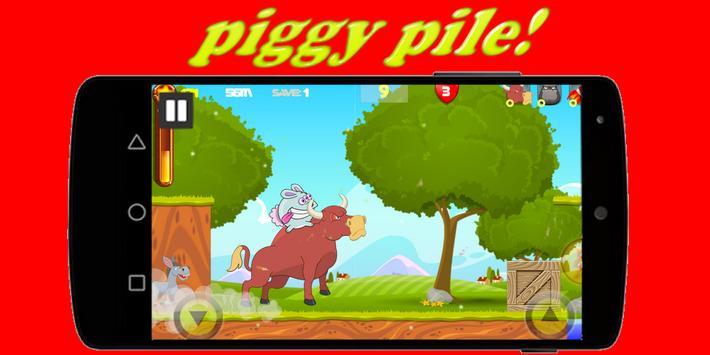 piggy pile! screenshot 15