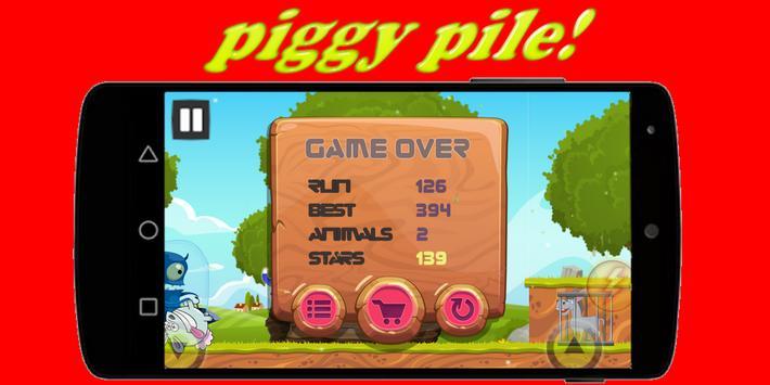 piggy pile! screenshot 21